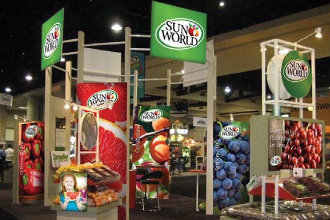 Tradeshow Exhibit Graphics